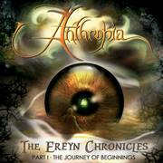 ANTHROPIA - The Ereyn Chronicles : The Journey Of Beginnings