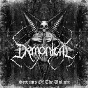 DEMONICAL - Servants Of The Unlight