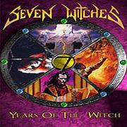 SEVEN WITCHES - Years Of The Witch