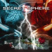 SECRET SPHERE - Heart of Anger