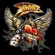 SINNER - Crash and Burn