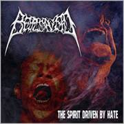 BEREAVED - The Spirit Driven By Hate