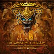 GAMMA RAY - Hell Yeah - The Awesome Foursome