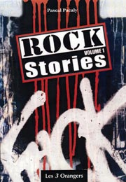 PASCAL PACALY - Rock Stories (vol.1+2)