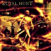 ROYAL HUNT - Paper blood