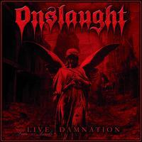 ONSLAUGHT - live damnation