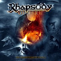 RHAPSODY OF FIRE - The frozen tears of angel