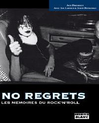 ACE FREHLEY - NO REGRETS