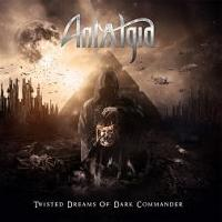 ANTALGIA - Twisted dreams of dark commander