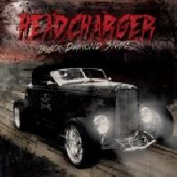 HEADCHARGER - Black diamond snake