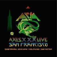 ASIA - Axis xxx live
