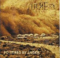 HERESY - Powered By Anger
