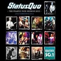 STATUS QUO - Live At Hammersmith