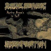 SUBLIME CADAVERIC DECOMPOSITIO - Raping angels in hell
