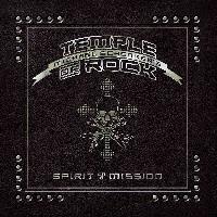 TEMPLE OF ROCK (M.SCHENKER) - Spirit on a mission