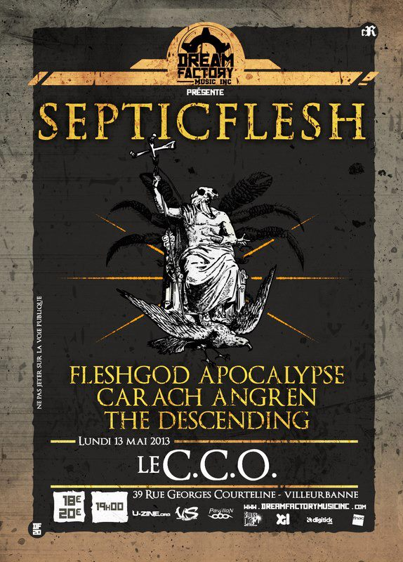 SEPTIC FLESH