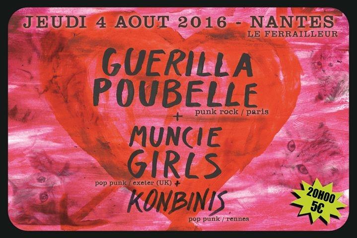 GUERILLA POUBELLE - 04-08-2016
