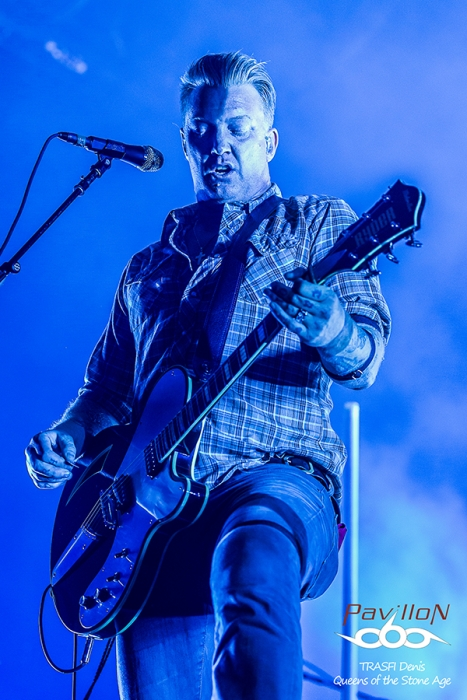 QUEENS OF THE STONE AGE - 07-11-2017