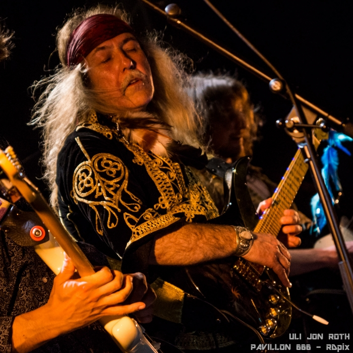 HELLECTROKUTERS, ULI JON ROTH