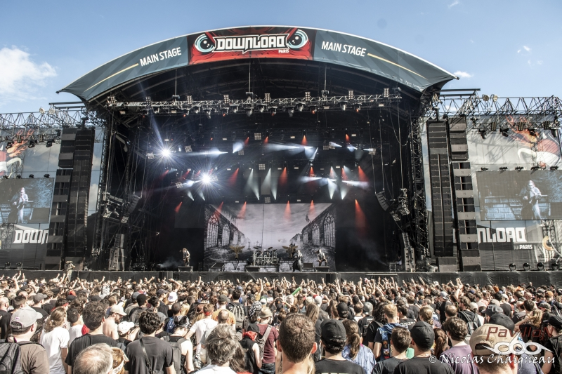 DOWNLOAD FESTIVAL VENDREDI - 15-06-2018