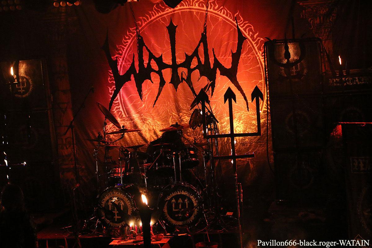 Watain, rotting christ, profanatica