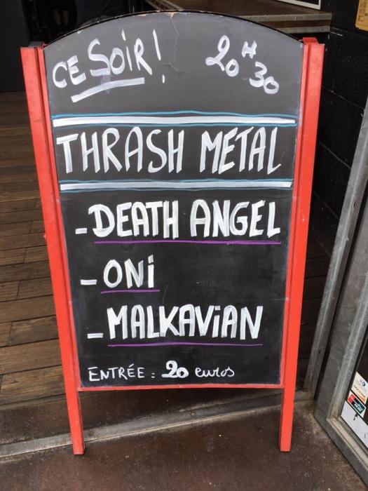 Malkavian, Oni, Death Angel