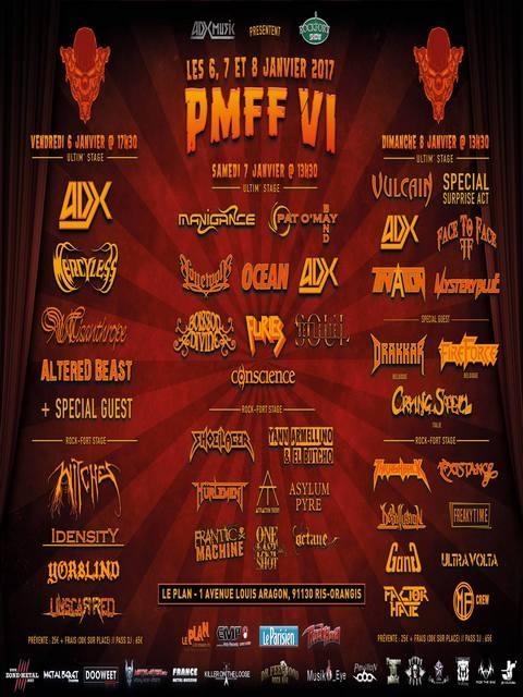 PMFF VI JOUR 1 - 06-01-2017