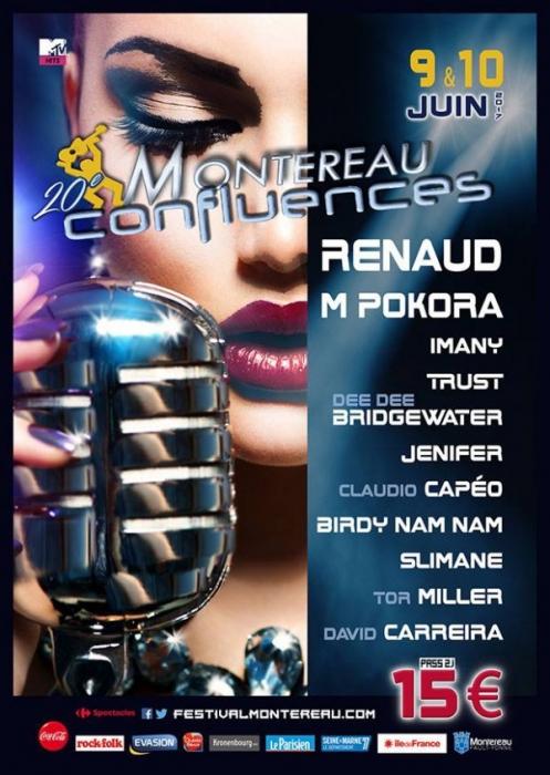 MONTEREAU CONFLUENCES - 09-06-2017