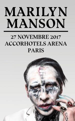 MARILYN MANSON - 27-11-2017