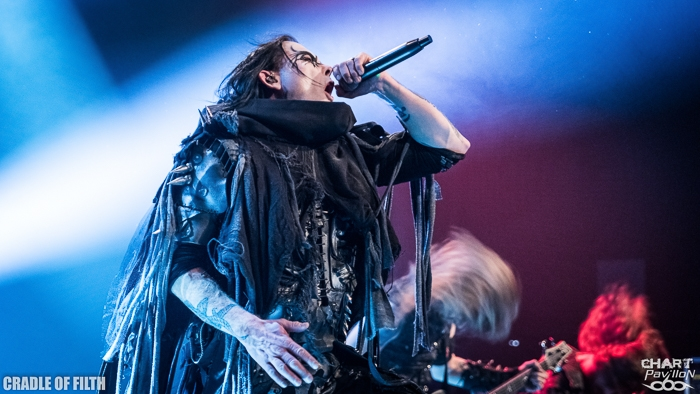 CRADLE OF FILTH - 14-02-2018