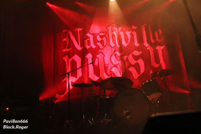 NASHVILLE PUSSY - 23-05-2015