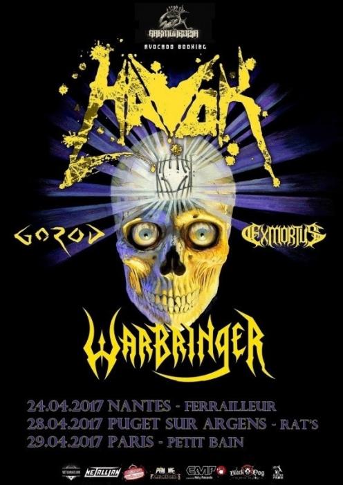 HAVOK - 24-04-2017