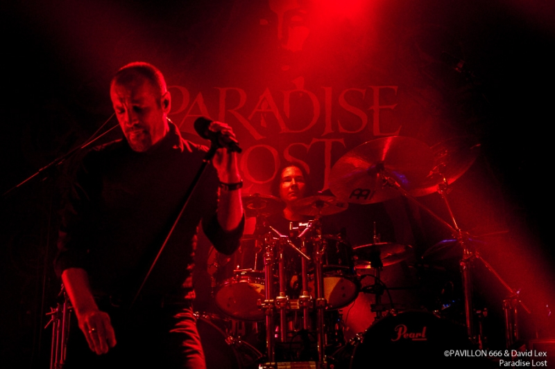 PARADISE LOST - 27-09-2017