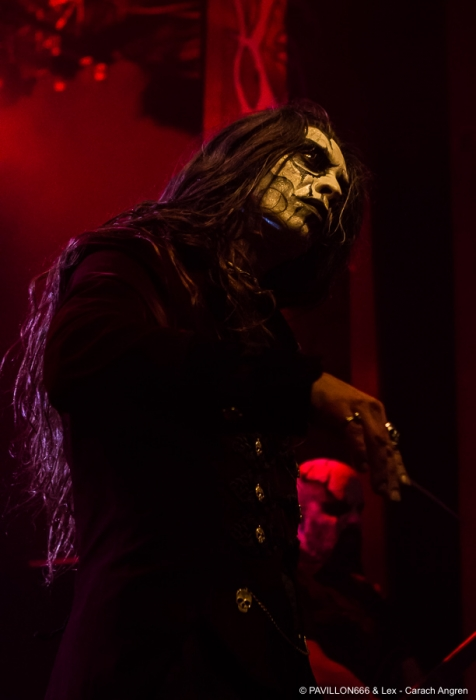 Nihilism, Ophidian Spell, Nightland, Carach Angren