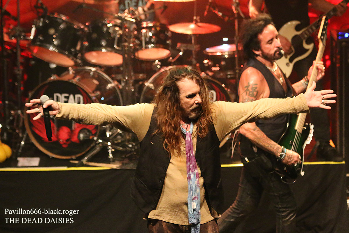 THE DEAD DAISIES - 30-11-2018