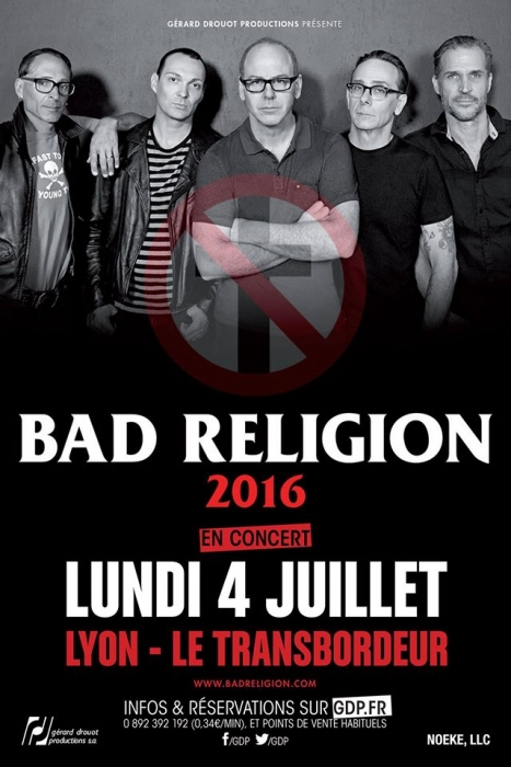 Not Scientists01, Bad religion02