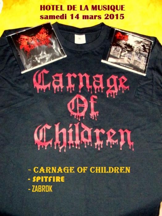 Carnage of children - 14-03-2015