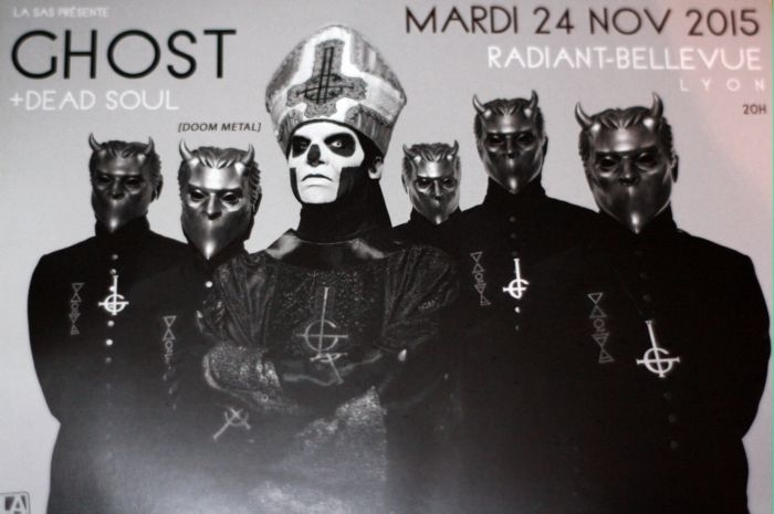 GHOST - 24-12-2015