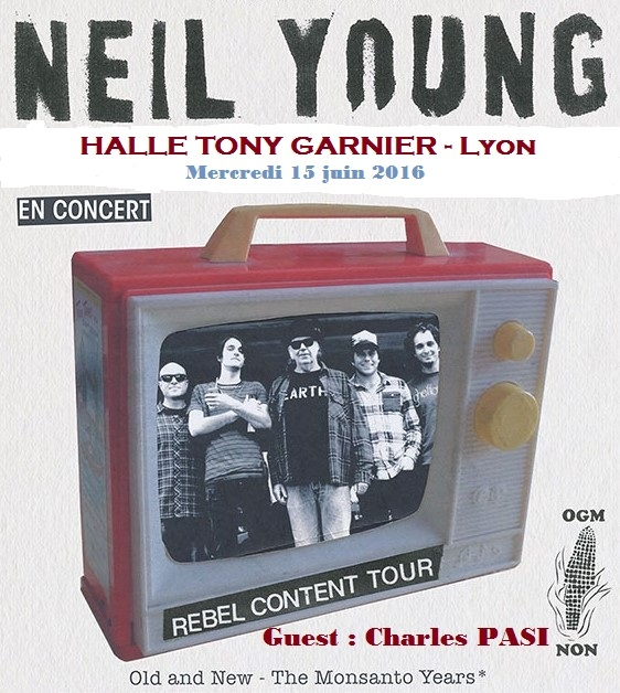 NEIL YOUNG - 15-06-2016