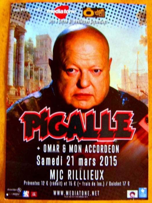 PIGALLE - 21-03-2015