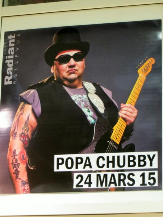 POPA CHUBBY - 24-03-2015