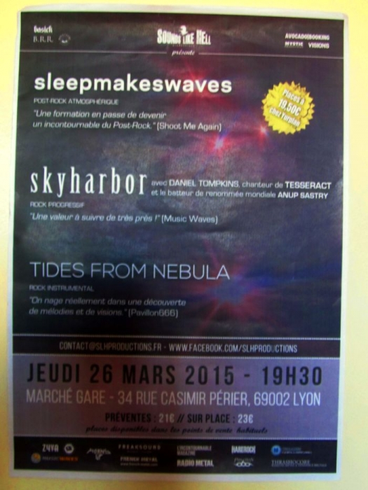 Tides From Nebula01, Skyharbor02, Sleepmakeswaves03