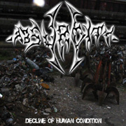 ABSURDITY - decline of human condition