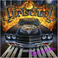 GIRLSCHOOL - Hit and run revisited