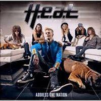 H.E.A.T - Adress the nation