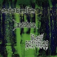 ANTAGONISM - Split avec devastator & slowly suffering