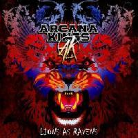 ARCANA KINGS - Lions as ravens