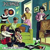 DK DANCE - L'orgue de Barbarie