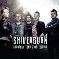 SHIVERBURN - European tour 2015 edition