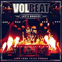 VOLBEAT - Let's Boogie ! Live From Telia Parken